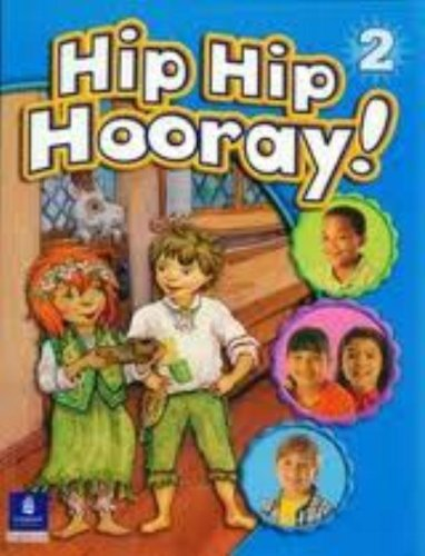 9780130197849: Hip Hip Hooray Student Book (with Practice Pages), Level 1 Poster