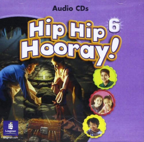 9780130198174: Hip Hip Hooray Student Book (with practice pages), Level 6 Audio CD