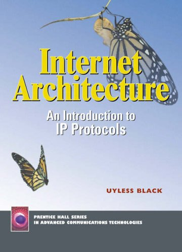 9780130199065: Internet Architecture: An Introduction to IP Protocols