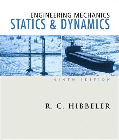 9780130200068: Engineering Mechanics: Statics and Dynamics