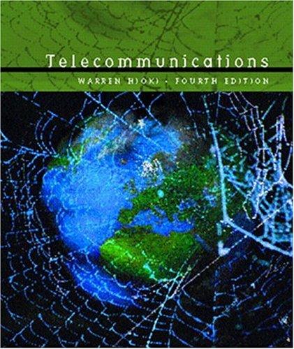 9780130200310: Telecommunications (4th Edition)