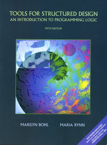 9780130200372: Tools for Structured Design: An Introduction to Programming Logic (5th Edition)
