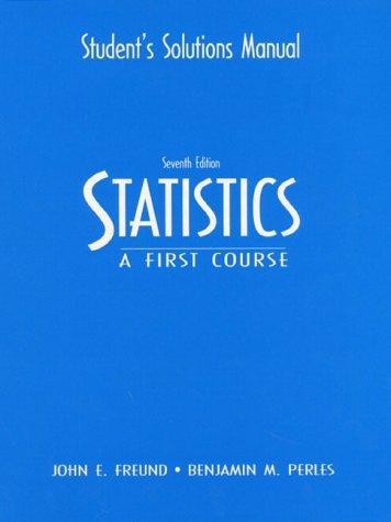 9780130201461: Statistics