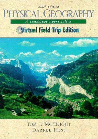 9780130202635: Physical Geography: A Landscape Appreciation Virtual Field Trip Edition