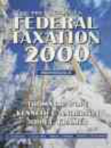 9780130202758: Prentice Hall's Federal Taxation 2000: Individuals