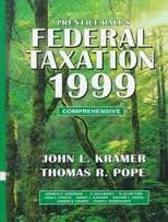 9780130202932: Prentice Hall's Federal Taxation