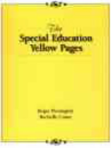 9780130203090: The Special Education Yellow Pages