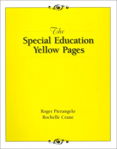 9780130203090: Special Education Yellow Pages, The