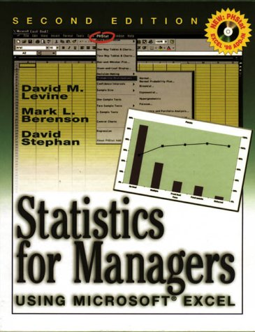9780130203120: Statistics for Managers Using Microsoft Excel