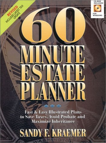 9780130204325: 60 Minute Estate Planner: Fast & Easy Illustrated Plans to Save Taxes, Avoid Probate and Maximize Inheritance