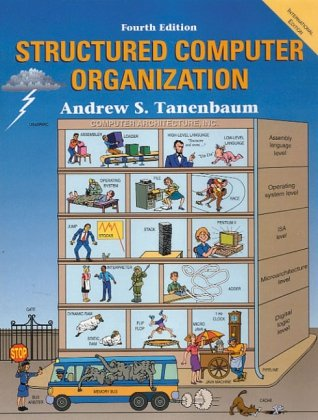 9780130204356: Structured Computer Organization (International Edition)