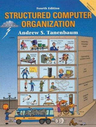9780130204356: Structured Computer Organization (International Edition)
