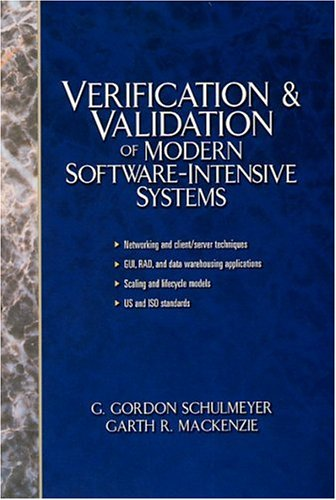 9780130205841: Verification and Validation of Modern Software-Intensive Systems