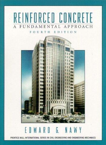9780130205926: Reinforced Concrete: A Fundamental Approach (4th Edition)