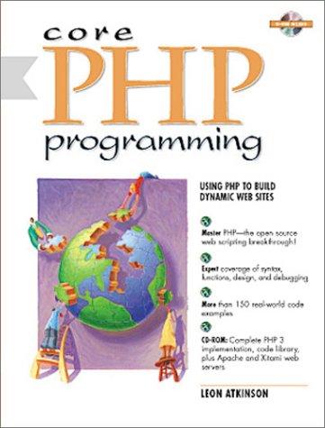 9780130207876: Core PHP Programming