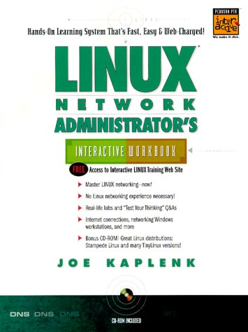 9780130207906: LINUX Network Administrator's  Interactive Workbook