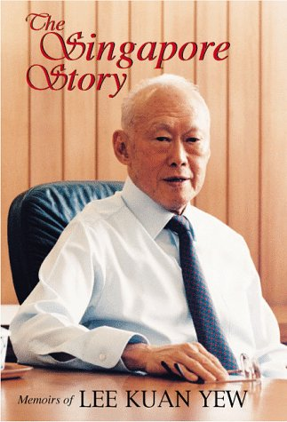 9780130208033: The Singapore Story: Memoirs of Lee Kuan Yew
