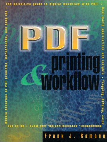9780130208378: PDF Printing & Workflow
