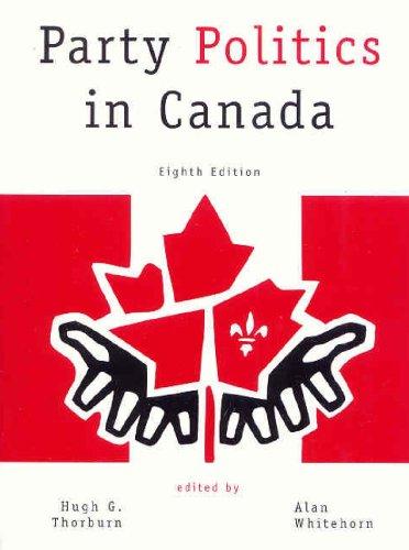 9780130209207: Party Politics in Canada (8th Edition)