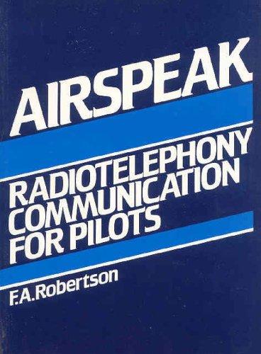 9780130209757: Airspeak: English Radiotelephony Pilots Book Only