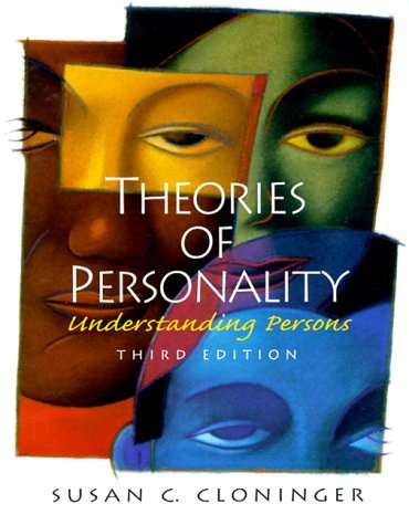 9780130209894: Theories of Personality: Understanding Persons