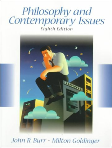 9780130209931: Philosophy and Contemporary Issues (8th Edition)