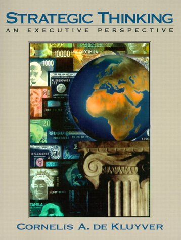 9780130209955: Strategic Thinking: An Executive Perspective