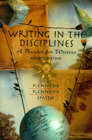 9780130210272: Writing in the Disciplines: A Reader for Writers, Fourth Edition