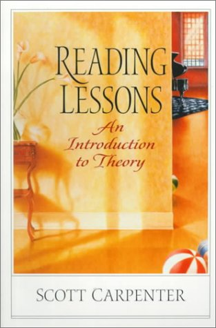 9780130211002: Reading Lessons: An Introduction to Theory
