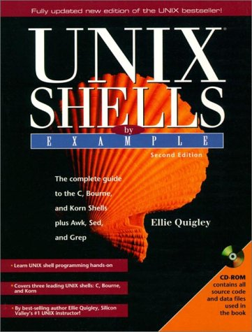 9780130212221: UNIX Shells by Example with CDROM