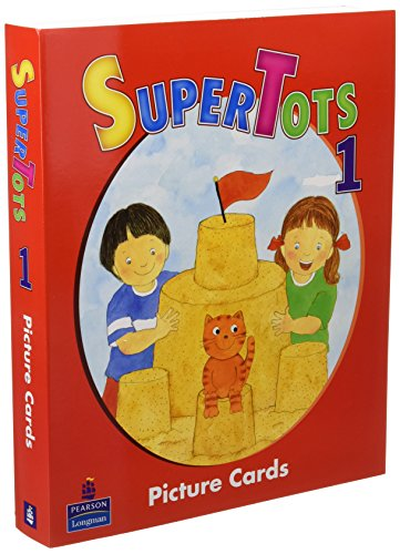 9780130212313: Super Tots: Picture Cards Level 1