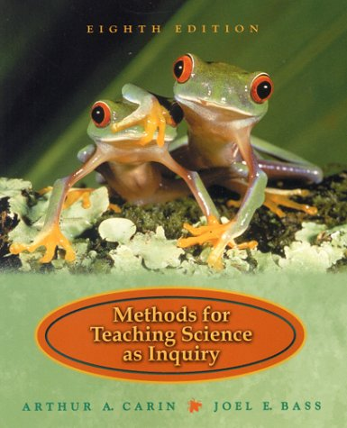 9780130212832: Methods for Teaching Science as Inquiry (8th Edition)
