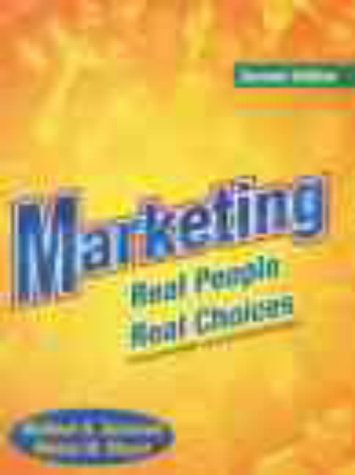 9780130213044: Marketing: Real People, Real Choices