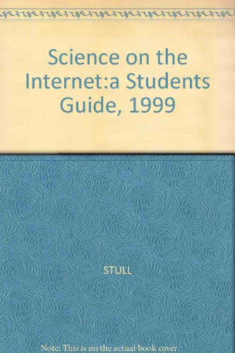 9780130213082: Science on the Internet, 1999