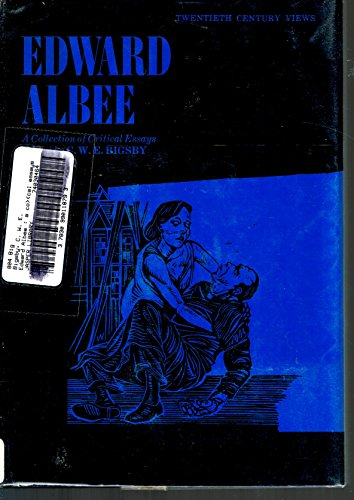 9780130213112: Edward Albee: A Collection of Critical Essays (20th Century Views)