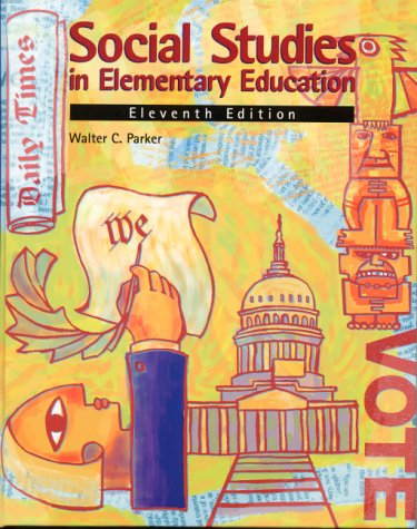 9780130213372: Social Studies in Elementary Education (11th Edition)
