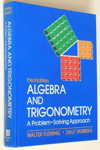 9780130213389: Algebra and Trigonometry