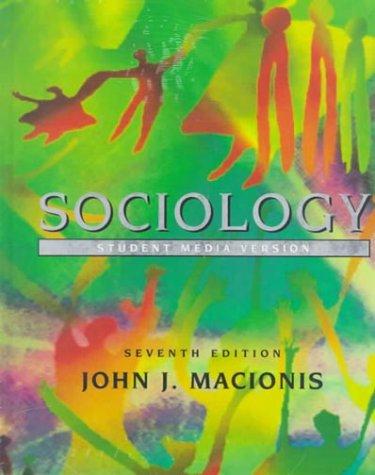 9780130214461: Sociology: Student Media Version