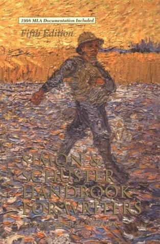 9780130214577: Simon & Schuster Handbook for Writers & S & S CD-Rom Pkg