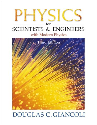 9780130215178: Physics for Scientists and Engineers with Modern Physics (3rd Edition)