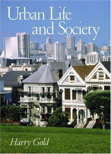 9780130216052: Urban Life and Society