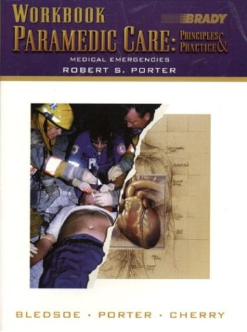 9780130216373: Paramedic Care: Vol. 3 - Workbook