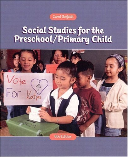 9780130216526: Social Studies for the Preschool/Primary Child (6th Edition)