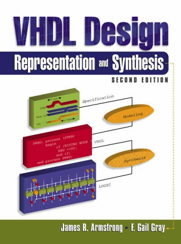 9780130216700: VHDL Design: Representation and Synthesis