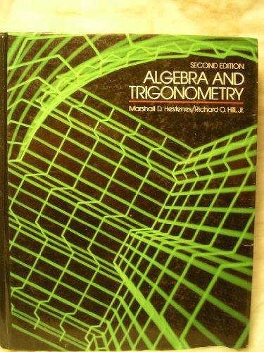 9780130218667: Algebra and Trigonometry