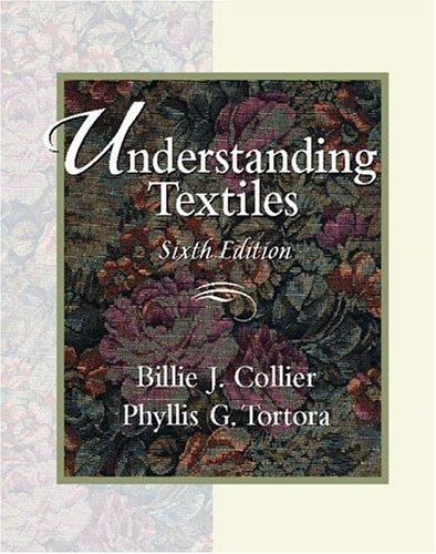 9780130219510: Understanding Textiles (6th Edition)