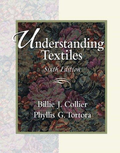 9780130219510: Understanding Textiles