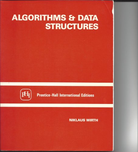 9780130219992: Algorithms and Data Structures