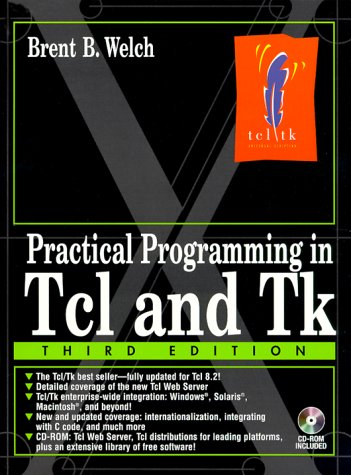 9780130220288: Practical Programming in Tcl and Tk