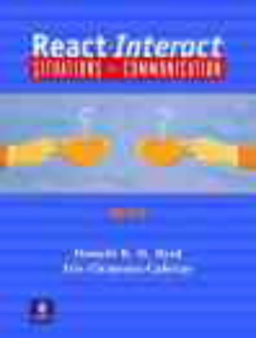 9780130220578: React Interact: Situations for Communication, Third Edition